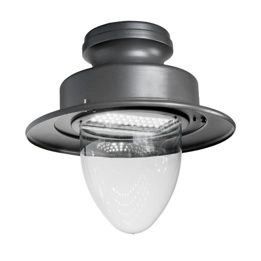 The Albany LED luminaires contribute to the effective management of public finances and use of energy.