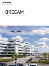Schréder helps customersq achieve BREEAM certification